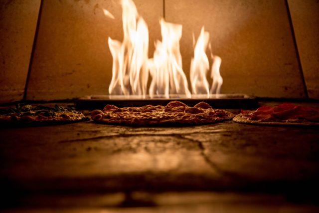 ピザ窯 作り方