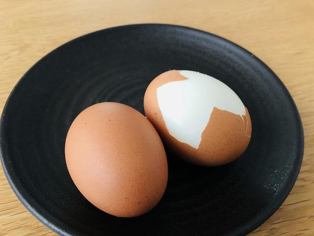 ゆで卵ダイエット 40代